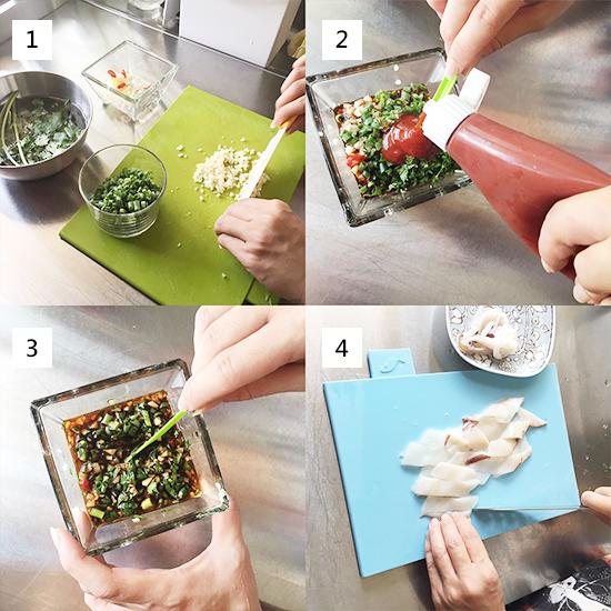 五味醬拌透抽四格步驟圖final