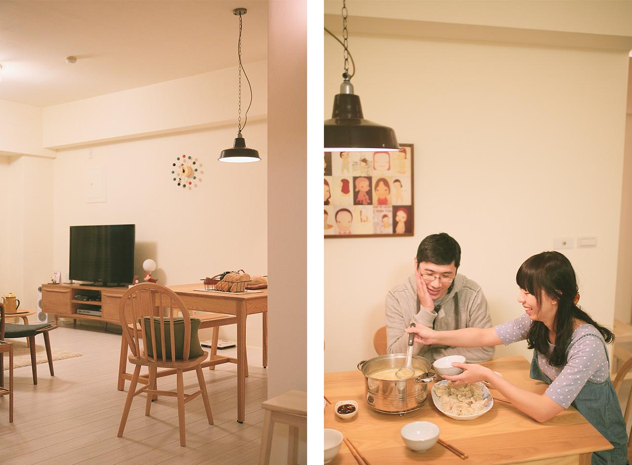 客廳008-餐桌與轉角